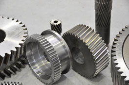 Cylindrical  spur and helical  gears